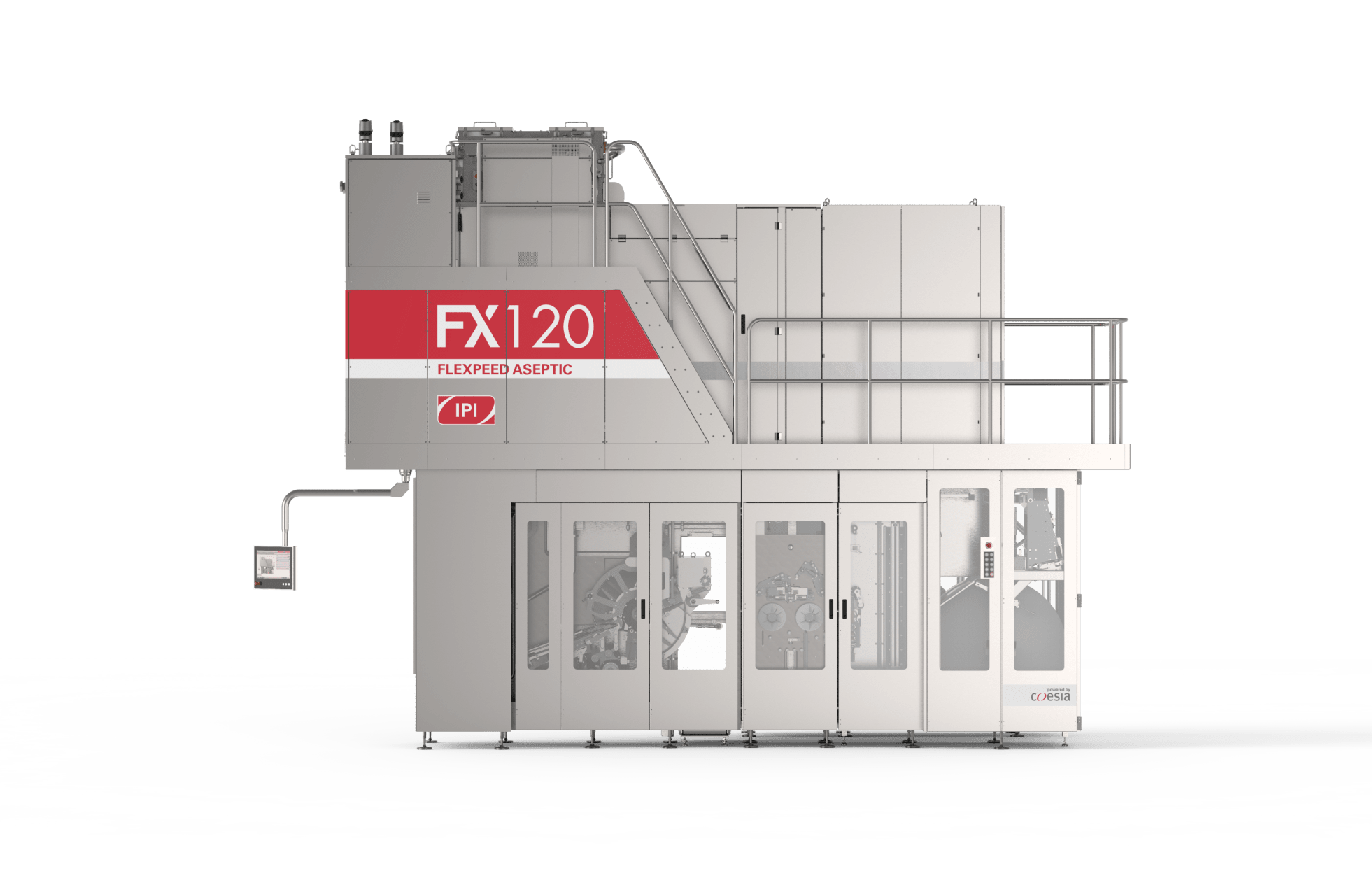 FX120 - Aseptic Filling