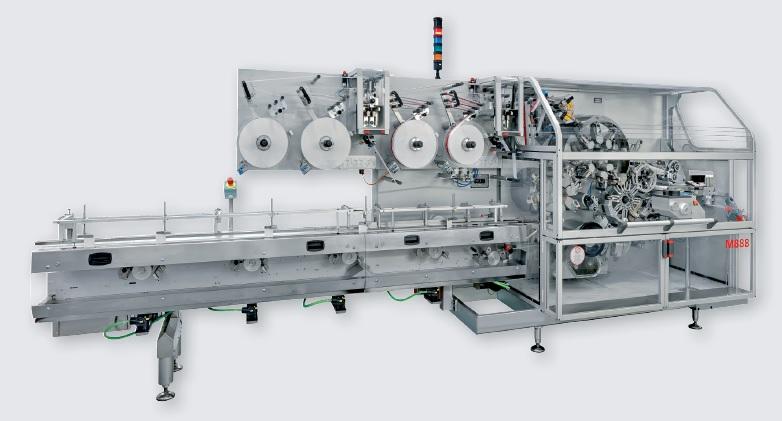 CW 850 F - M - Fold Wrapping