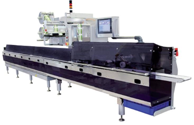 CF 1200 - Flow Packing