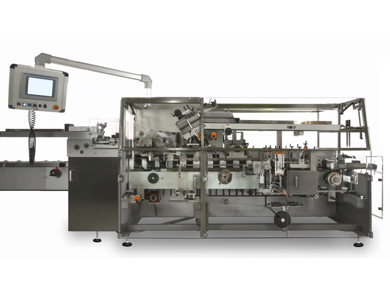 KP1800 - Cartoning & Box Filling