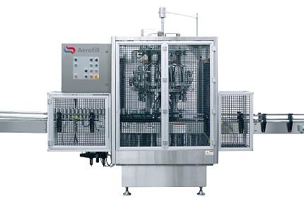 KP-Aerofill AT-600 - Aerosol Filling