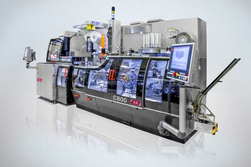 C800 BV - Fold Wrapping