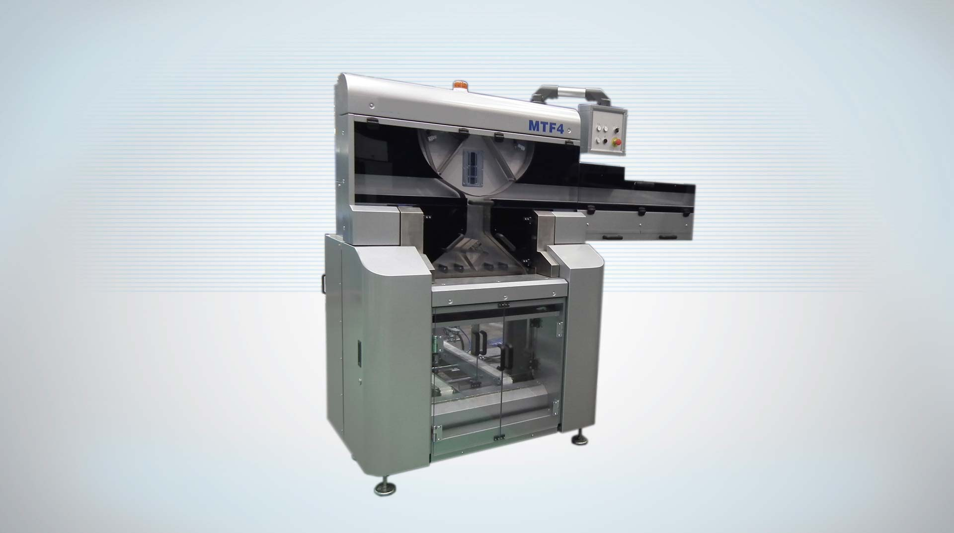 MTF 4 Tray Filler - Buffering & Line Balancing Solutions