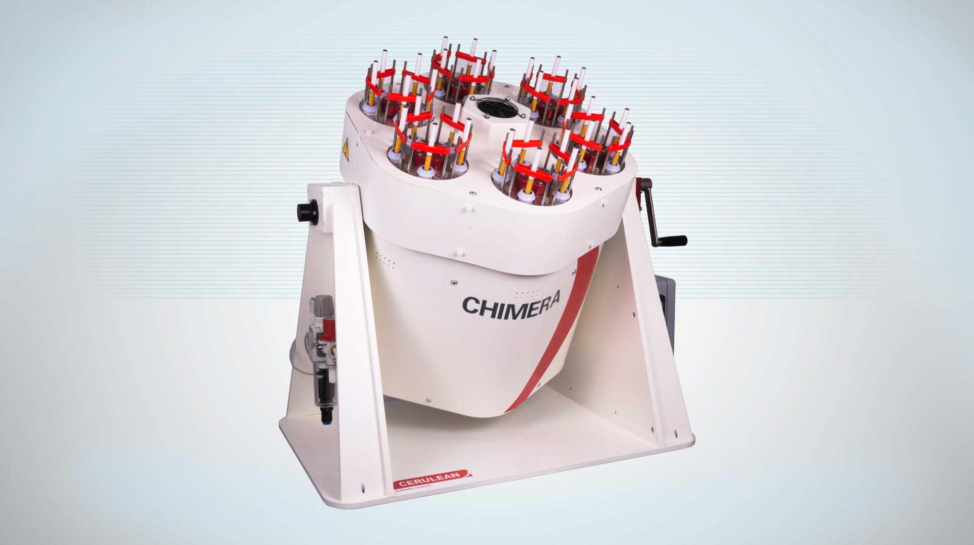 Chimera - E-cig testing