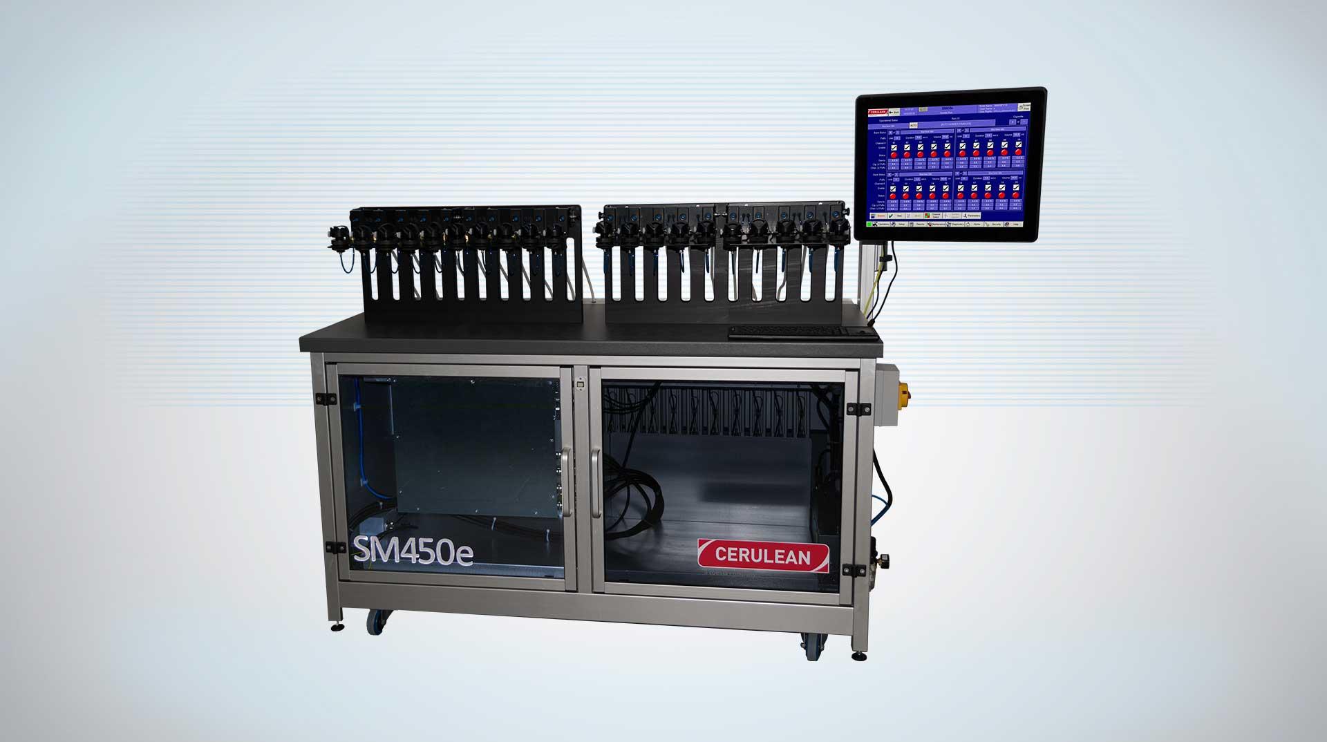 SM450e - E-cig testing