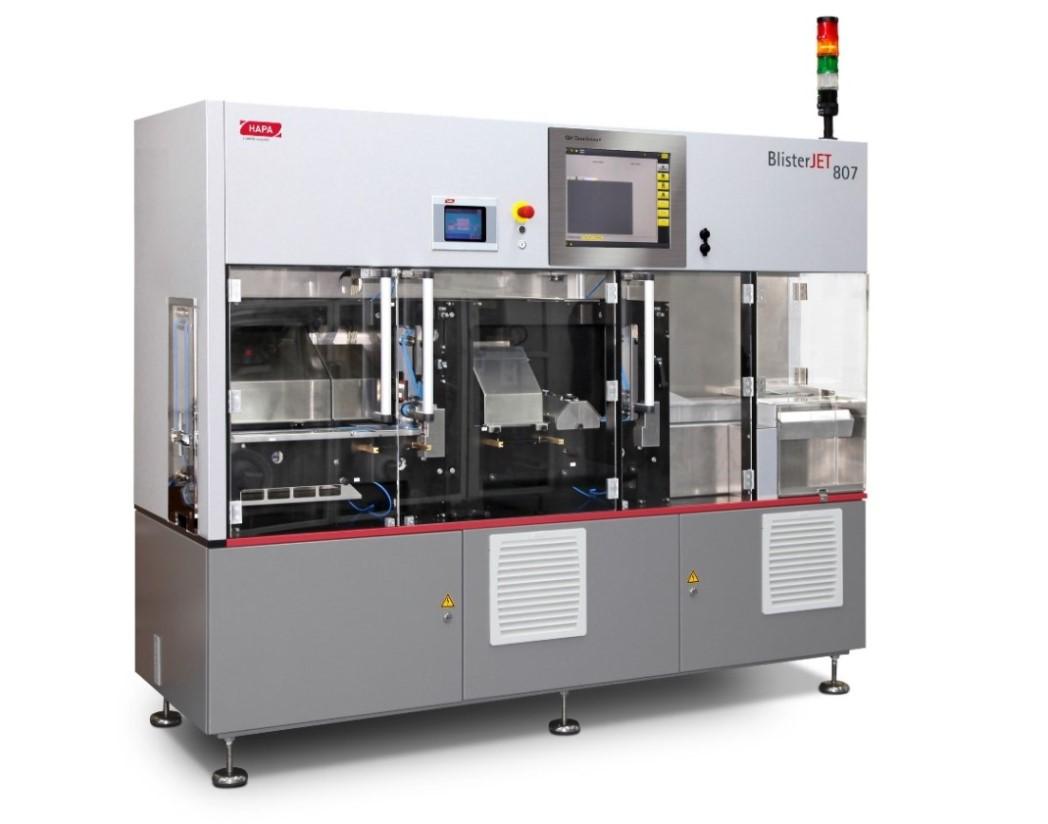 BlisterJet 807 CMYK - Digital Printing