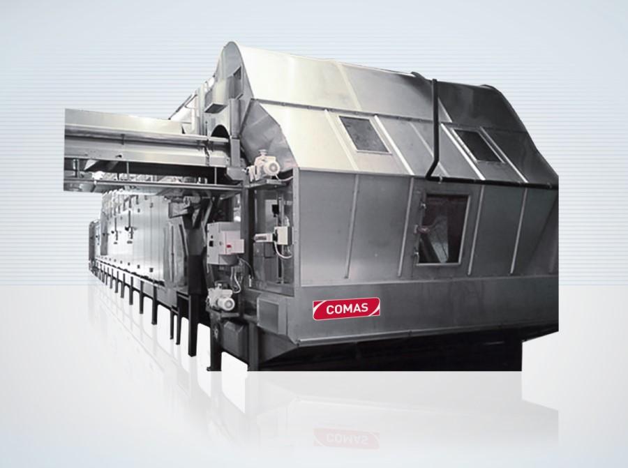 SDTS series (Apron re-dryer) - GLT Technology