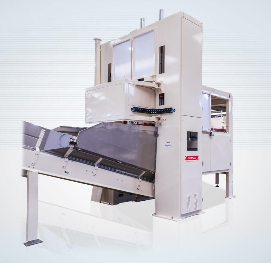 SVBM series (Bale slicer) - Slicing