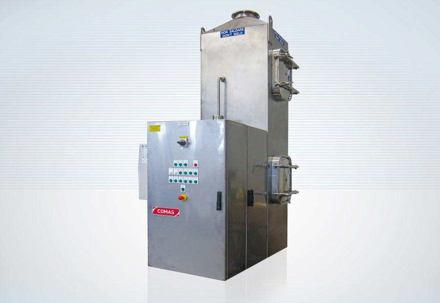 A2 series (Air Washing System) - Dry & Wet Exhausting