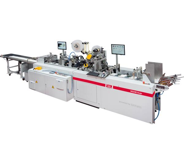 DIGILINE Single - Digital Printing