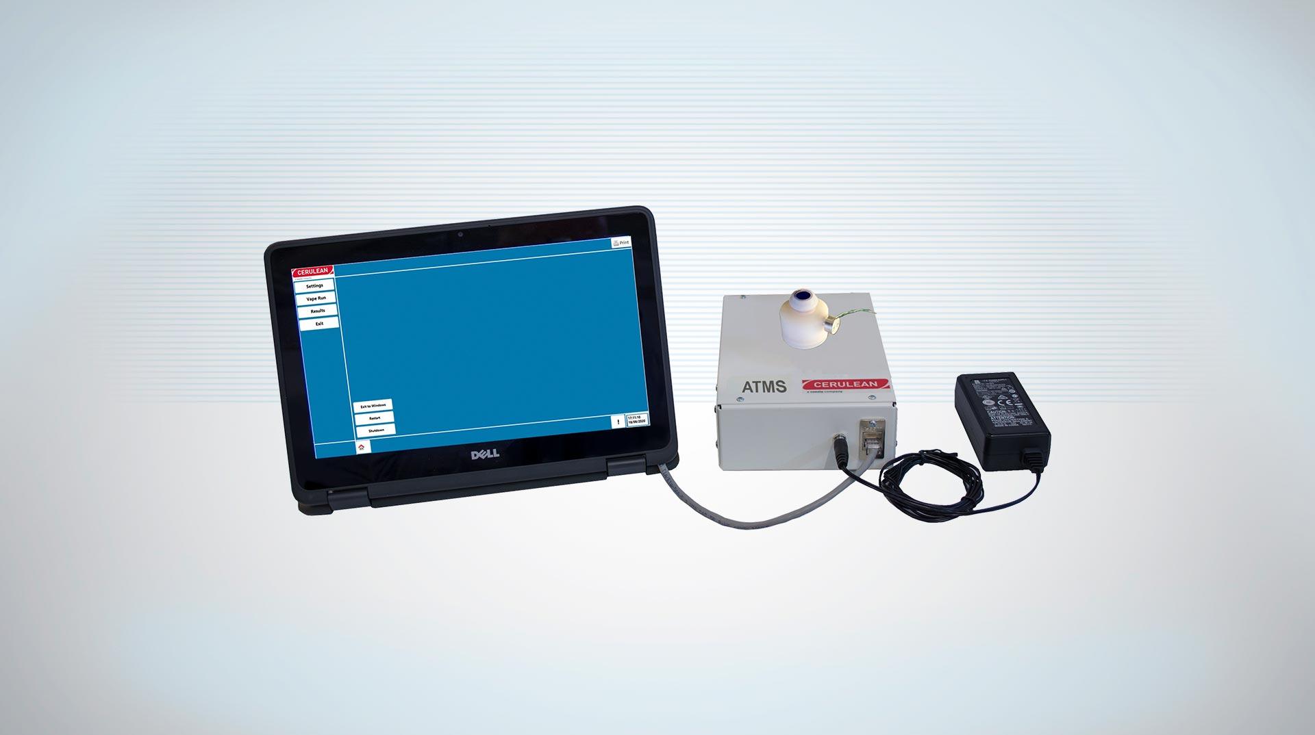ATMS - E-cig testing