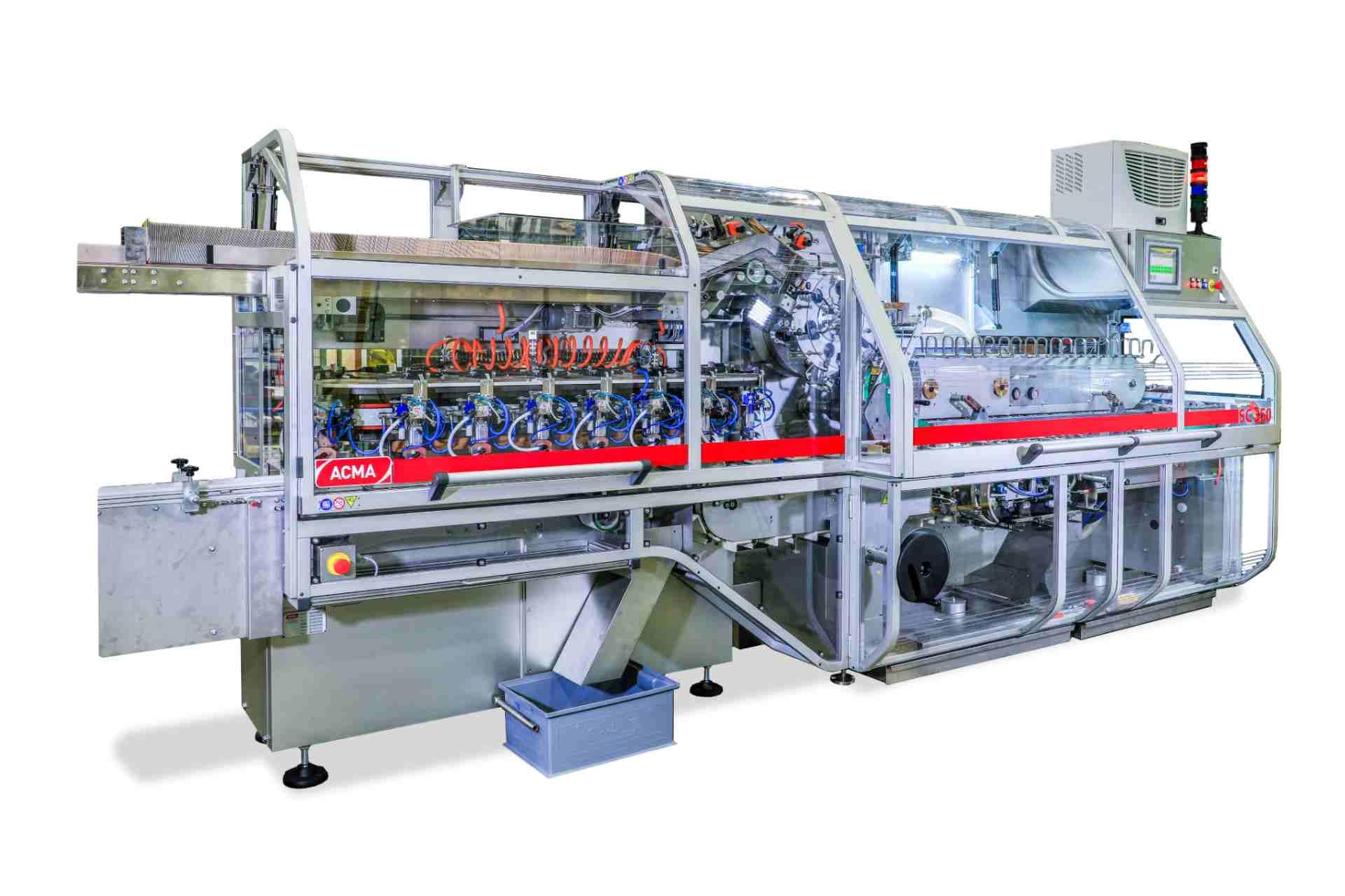 SC 350 - Z - Cartoning & Box Filling