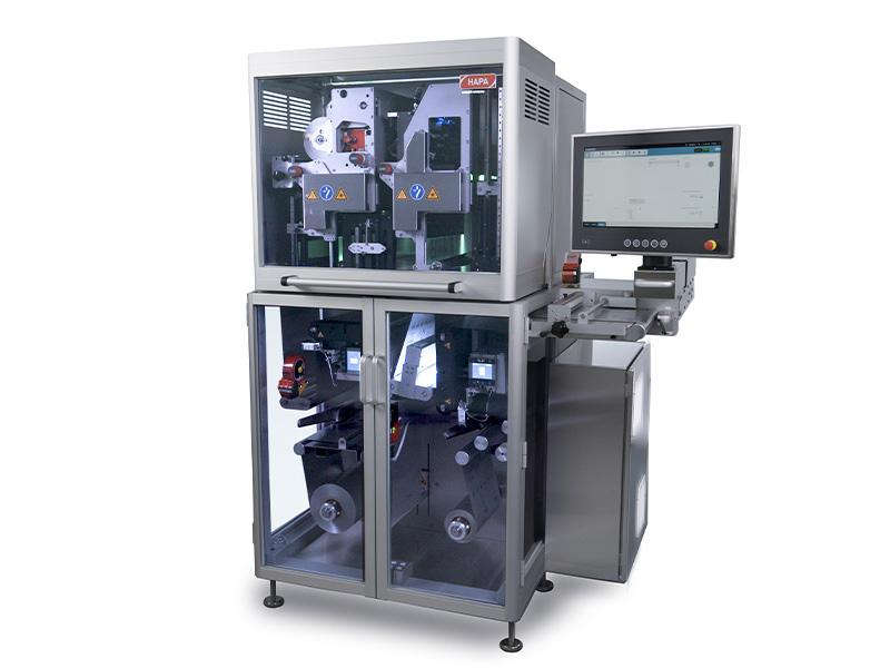 Hapa 382 Hybrid - Hybrid Printing