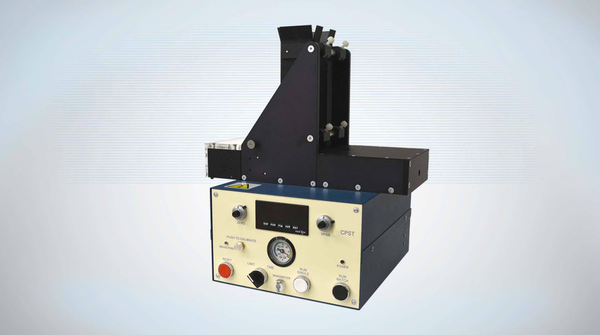 Pack Seal Testing Range - Physical Testing