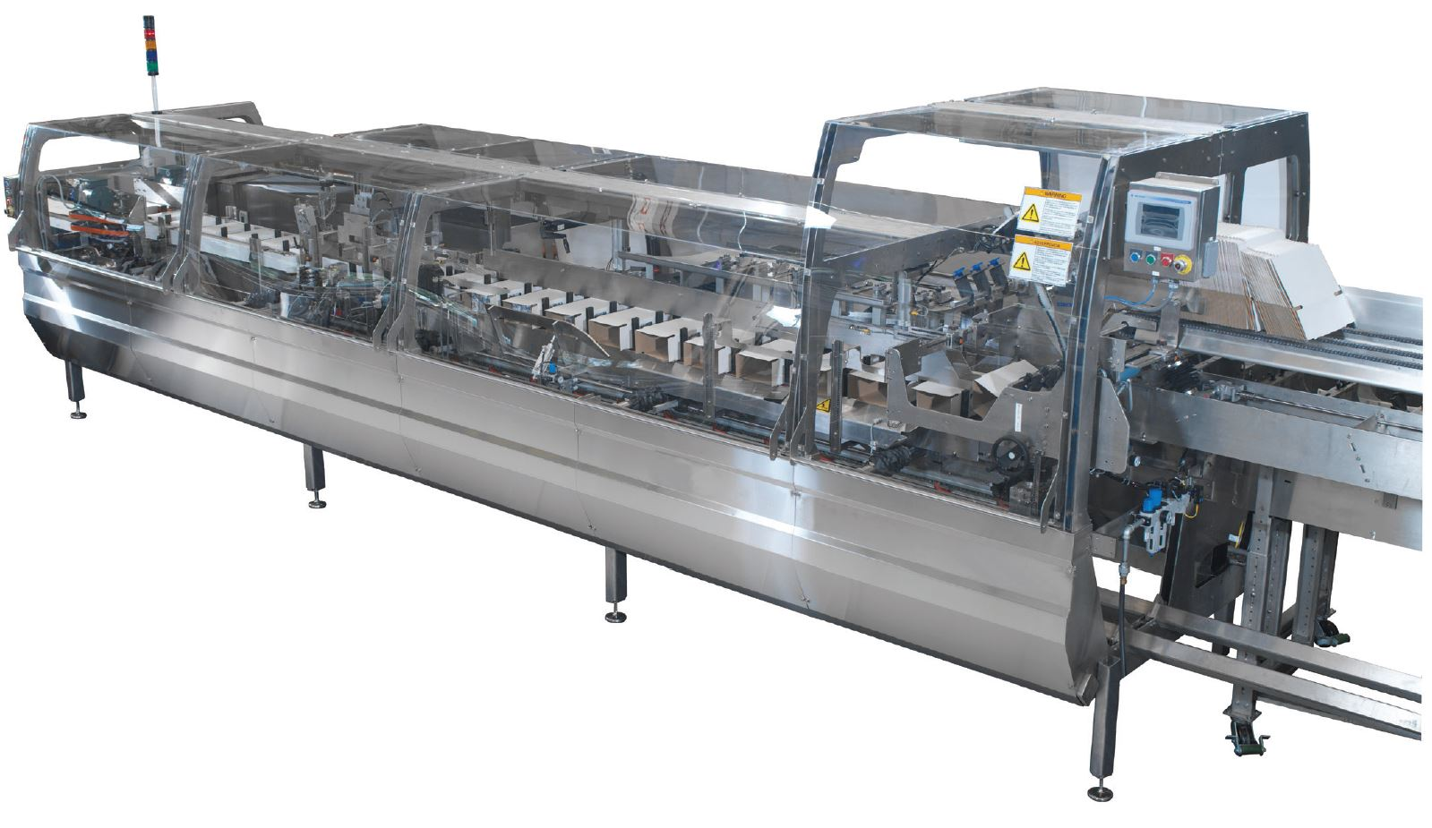 Meridian® MPSC-210 - Cartoning & Box Filling