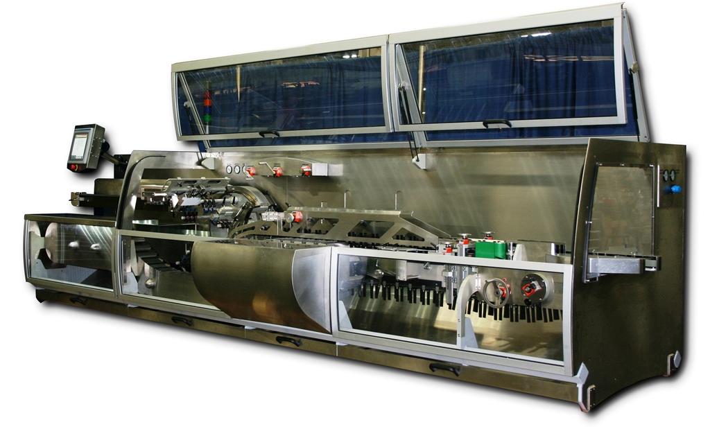 Legacy® CS-400 - Cartoning & Box Filling