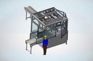 Tube Vision & Dust Sheet Applicator cell