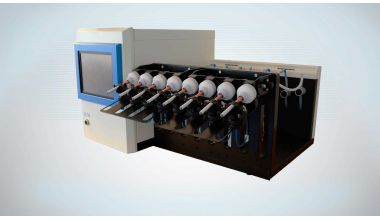CETI 8 Upgrades: Impinger capture system