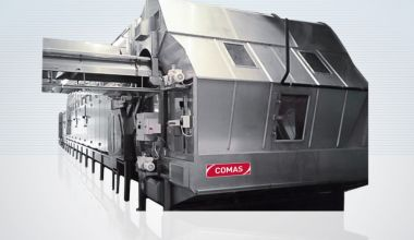 SDTS series (Apron re-dryer)