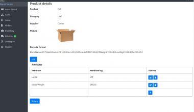 Bin-Carton storage & management systems