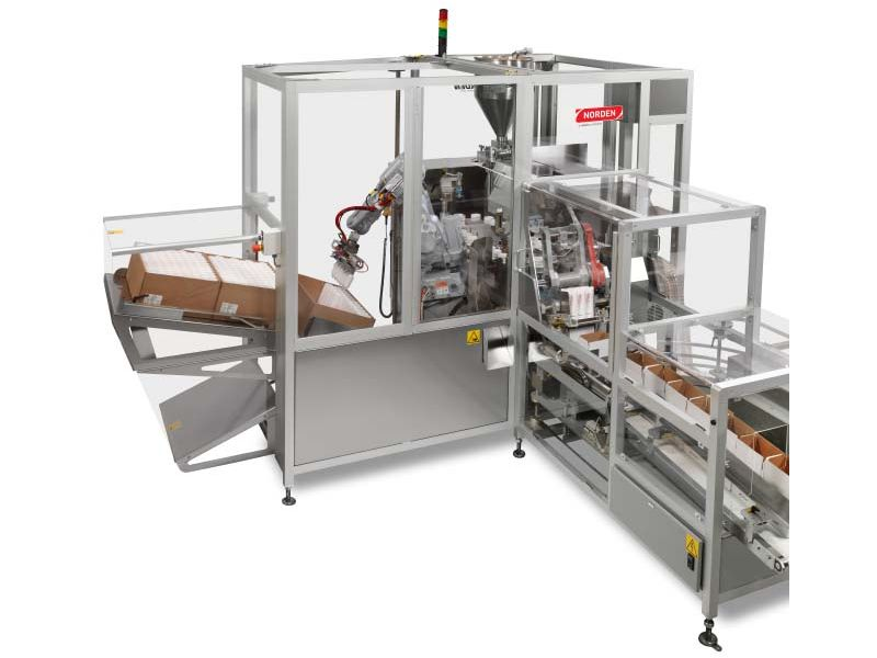 Case packer - Case Packing