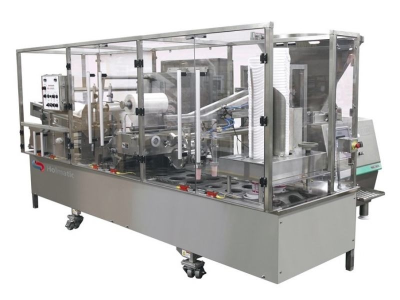 Holmatic CF-200 - Cup Filling