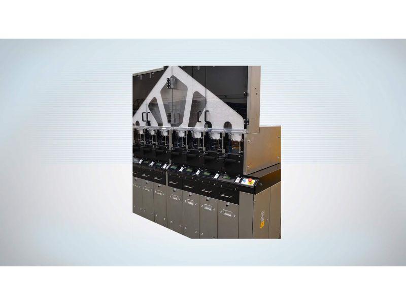 Pegasus 3000 Distributor (Dx) - Filter Rod Making