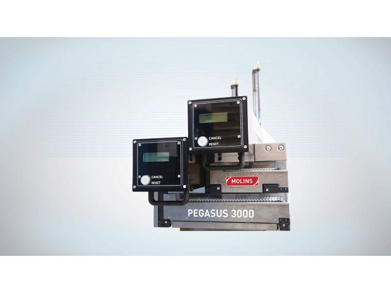 Pegasus 3000 Receiver (Rx) - Filter Rod Making