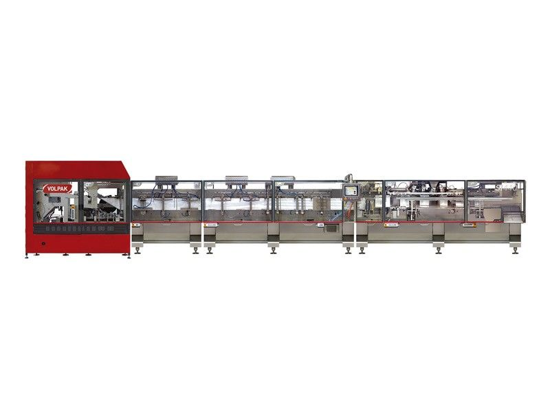 SI 440 - Horizontal Stand-up Pouching