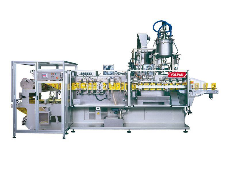 SP 170 - Horizontal Stand-up Pouching