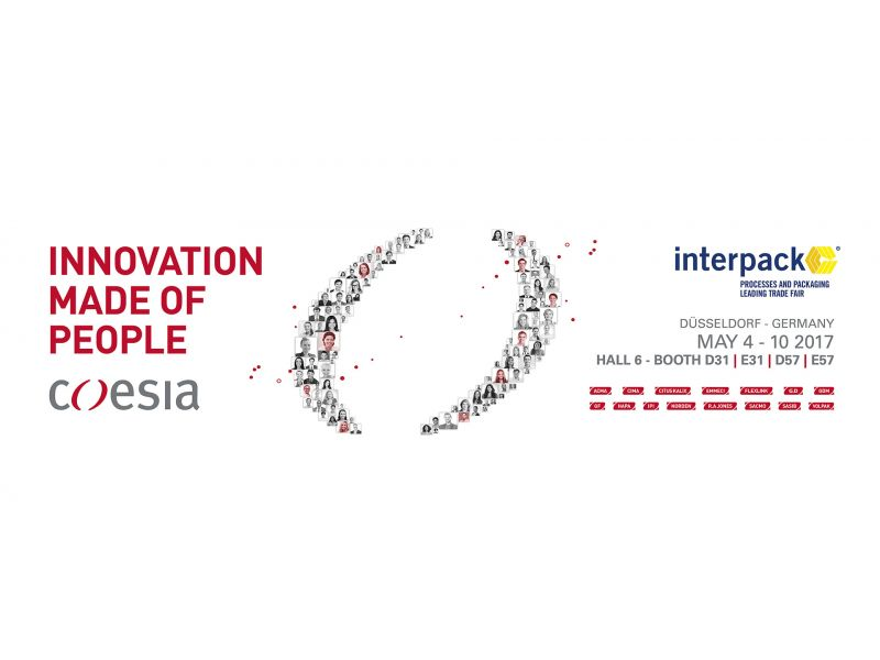 Coesia at Interpack 2017